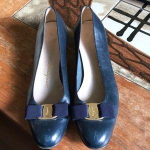 Salvatore Ferragamo Authentic Vintage Flats!